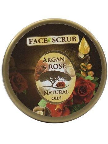 THE ROSE Peeling do twarzy Argan&Rose 100 ml