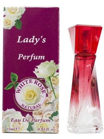 THE ROSE Perfumy White Rose 15 ml
