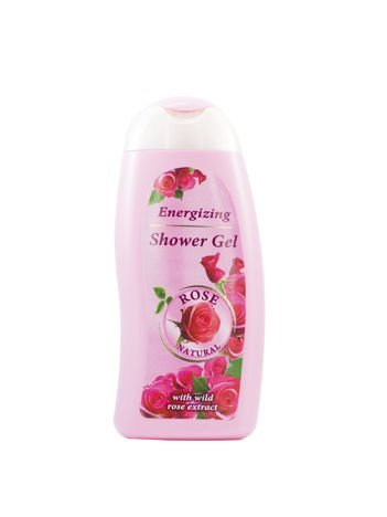 THE ROSE Żel pod prysznic Natural Rose 250 ml