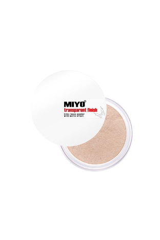 TRANSPARENT LOOSE POWDER