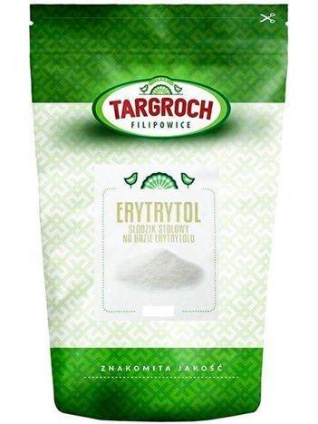 Targroch-Erytrytol 1kg Zdrowy zamiennik cukru