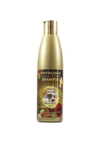 The ROSE Szampon do włosów Argan&Rose 250 ml