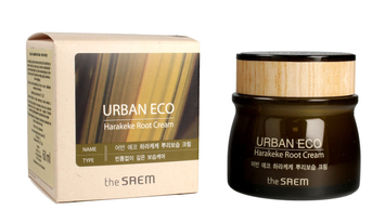 The SAEM Urban Eco Harakeke Root Krem do twarzy nawilżający 60ml""