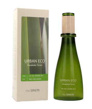 """The SAEM Urban Eco Harakeke Tonik nawilżający do twarzy  180ml"""""""