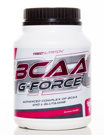 Trec - Aminokwasy BCAA G-Force – 600g orange