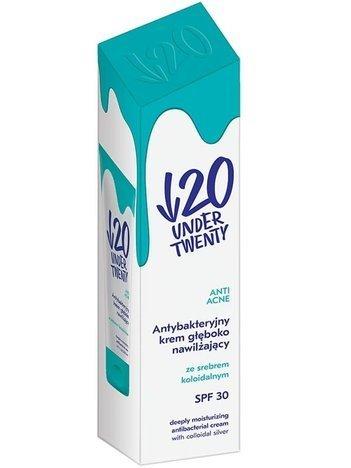 Under Twenty Antybakteryjny krem głęboko nawilżający 50 ml
