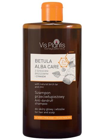 Vis Plantis Betula Alba Care Szampon do włosów przeciwłupieżowy 300 ml