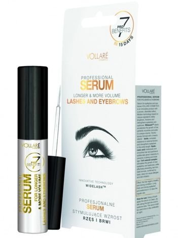 Vollaré SERUM DO RZĘS I BRWI 9 ml