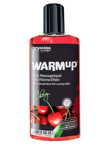WARMup Cherry Rozgrzewający żel do masażu. 150 ml