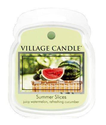 Wosk zapachowy VILLAGE - Summer Slices