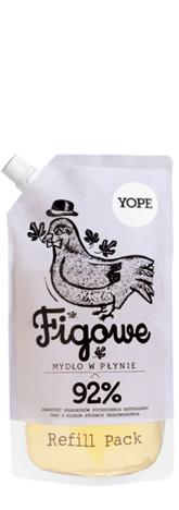 YOPE Doypack Mydło w płynie Figa500 ml