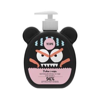 YOPE Mydło dla dzieci KOKOS I MIĘTA 400 ml