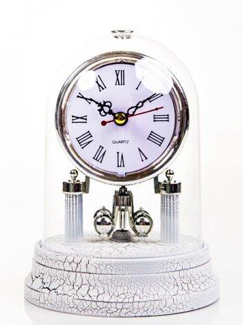 ZEGAR RZYMSKI RETRO- zegarek z elementami ruchomymi (obracające się kulki)