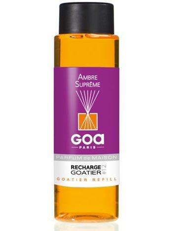 Zapach wkład 250 ml - Szlachetna ambra