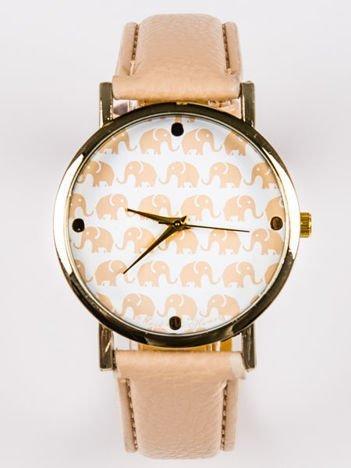 Zegarek damski SŁONIKI