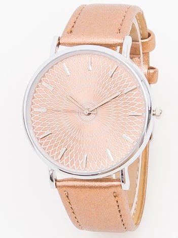 Zegarek damski ciemnozłoty