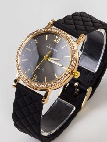 Zegarek damski z dwustronnym paskiem  typu JELLY