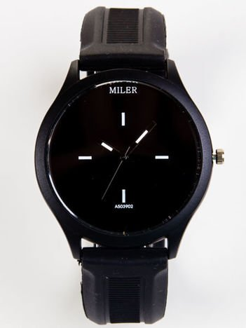 Zegarek unisex z dużą tarczą
