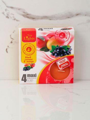 Zestaw podgrzewaczy zapachowych Czarna Porzeczka i Mango