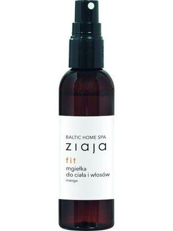 Ziaja BALTIC HOME SPA FIT MGIEŁKA MANGO do ciała i włosów 99% składników pochodzenia naturalnego 90 ml