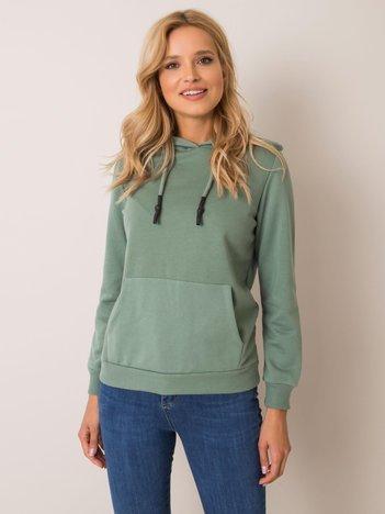 Zielona bluza Snappy
