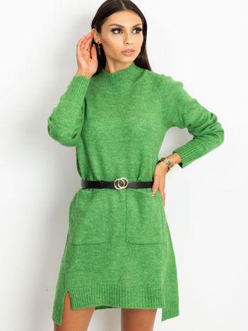 Zielona sukienka Harmony