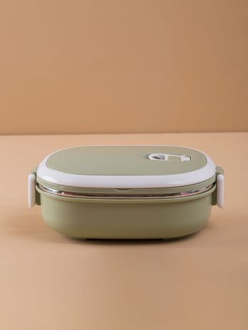 Zielony lunchbox