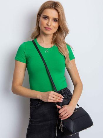 Zielony t-shirt Expected