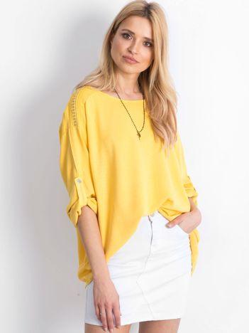 Żółta bluzka Idaho