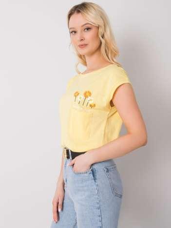 Żółta bluzka Sarah