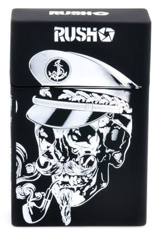 toys4smokers Etui na papierosy SILICONE Captain by RUSH
