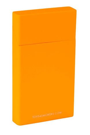 toys4smokers Etui silikonowe na papierosy slim NEW ORANGE