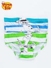 Bawełniane majtki chłopięce PHINEAS AND FERB 3 szt