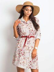 Biała sukienka Mainstay