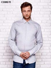 CERRUTI Jasnoszara koszula męska