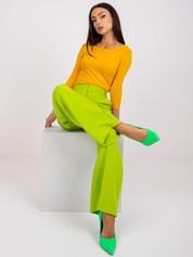 Ciemnożółta bluzka Mona