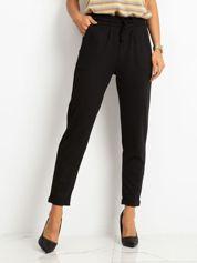 Czarne spodnie Journee