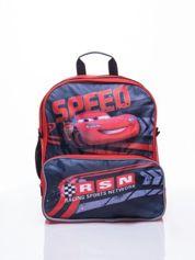Czerwony plecak szkolny PIXAR Auta