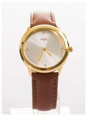 Damski zegarek. Bardzo zgrabny. Delikatny i kobiecy.