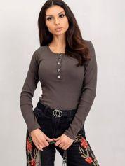 Khaki bluzka Christina