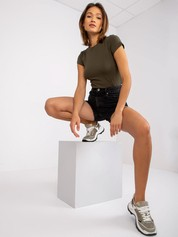 Khaki t-shirt Peachy