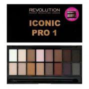 MAKEUP REVOLUTION Paleta 16 cieni Iconic Pro 1 16g
