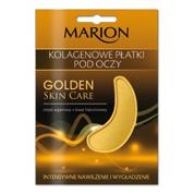 """Marion Golden Skin Care Płatki pod oczy kolagenowe  1 op - 2szt"""""""