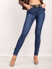 Niebieskie jeansy Admired