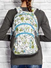 Plecak szkolny dla dziewczynki z komiksowymi motywami