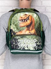Plecak szkolny z nadrukiem GOOD DINOSAUR