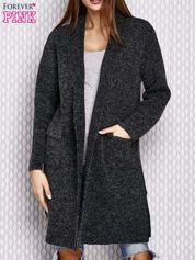 Sweter oversize czarny