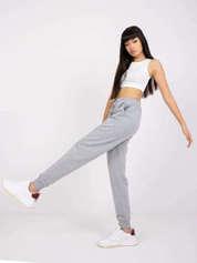 Szare spodnie Tracey
