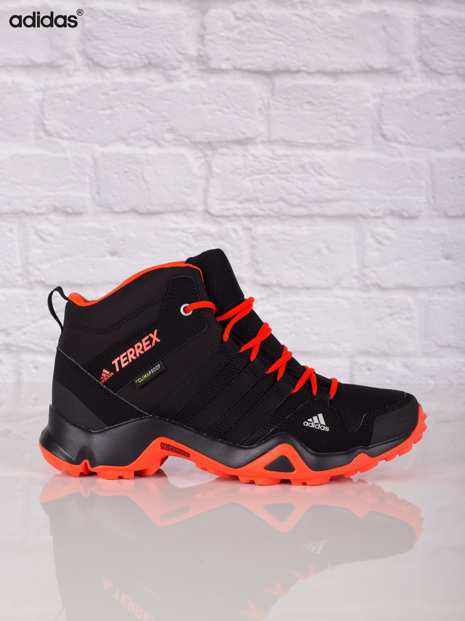 Buty Trekkingowe Adidas Kup Online | Damskie Adidas AX2R Mid