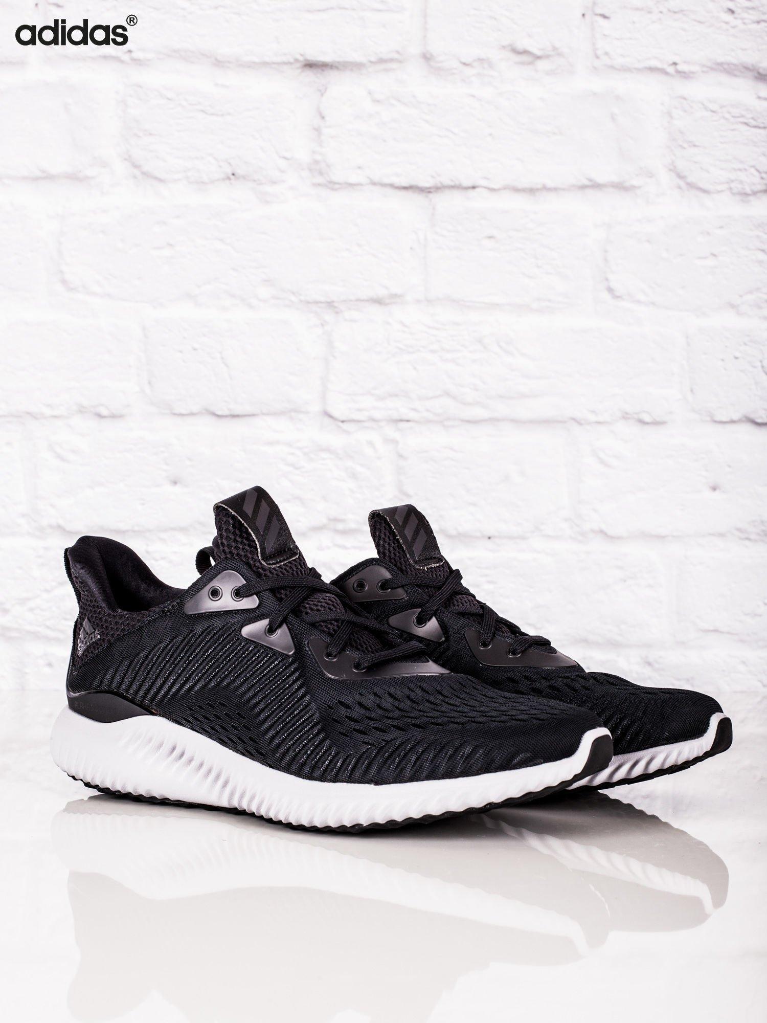 new product 92730 06600 1 ADIDAS Czarne męskie buty sportowe alphabounce EM ...